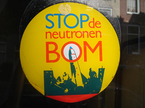 Neutronenbommensticker